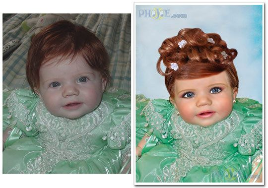 Toddlers And Tiaras Before And After | Before and after | Toddlers