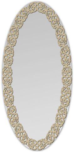 espejos ovalados con mosaicos buscar con google