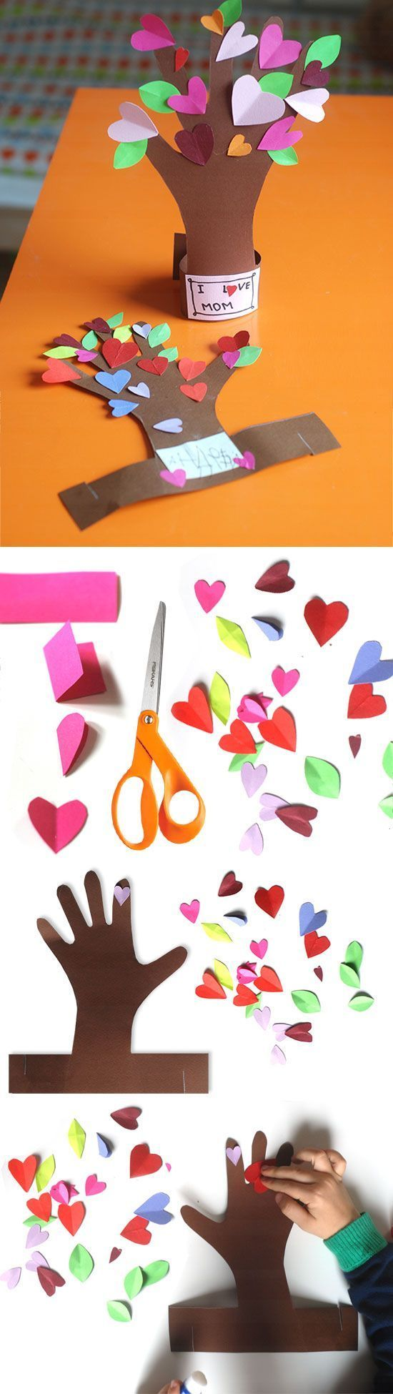 Simple valentine crafts for toddlers - 26 Super Fun Valentines Day Crafts For Kids To Make