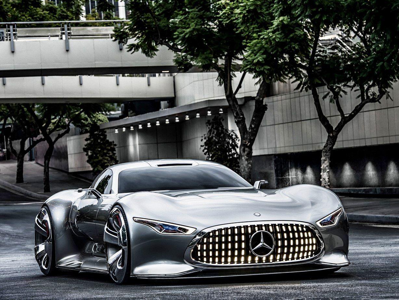 Luxury car toys  MercedesBenz AMG Vision Gran Turismo  Sparkle  Pinterest
