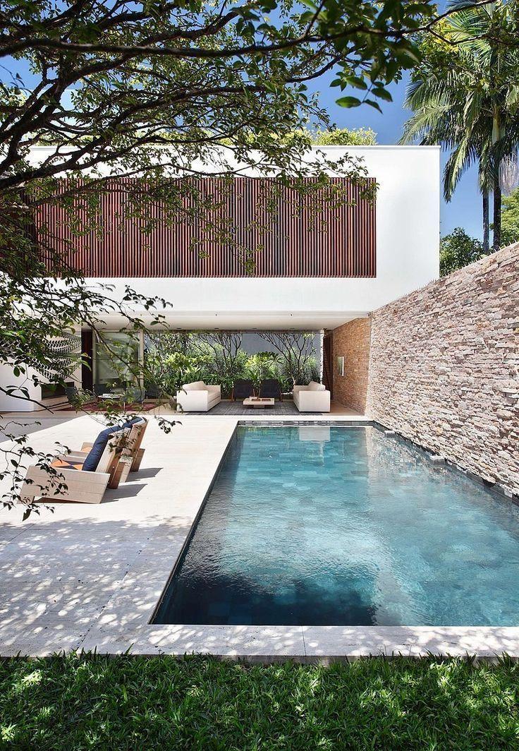 A la piscine House Pinterest House, House design and Architecture - Hotel Avec Jacuzzi Dans La Chambre