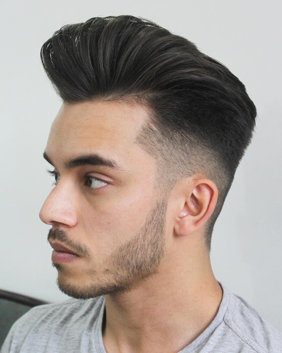 30 Pompadour Haircut Ideas For Modern Men Styling Guide In 2020 Pompadour Haircut Pompadour Hairstyle Undercut Pompadour