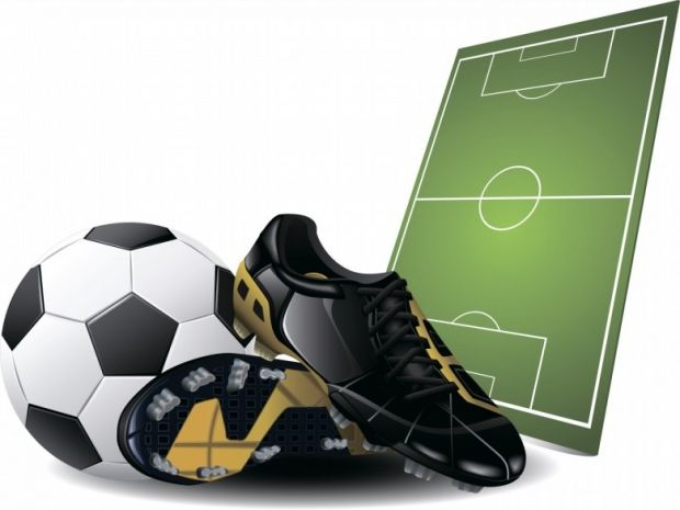Soccer Boots And Ball Soccer Soccer Boots Kids Soccer