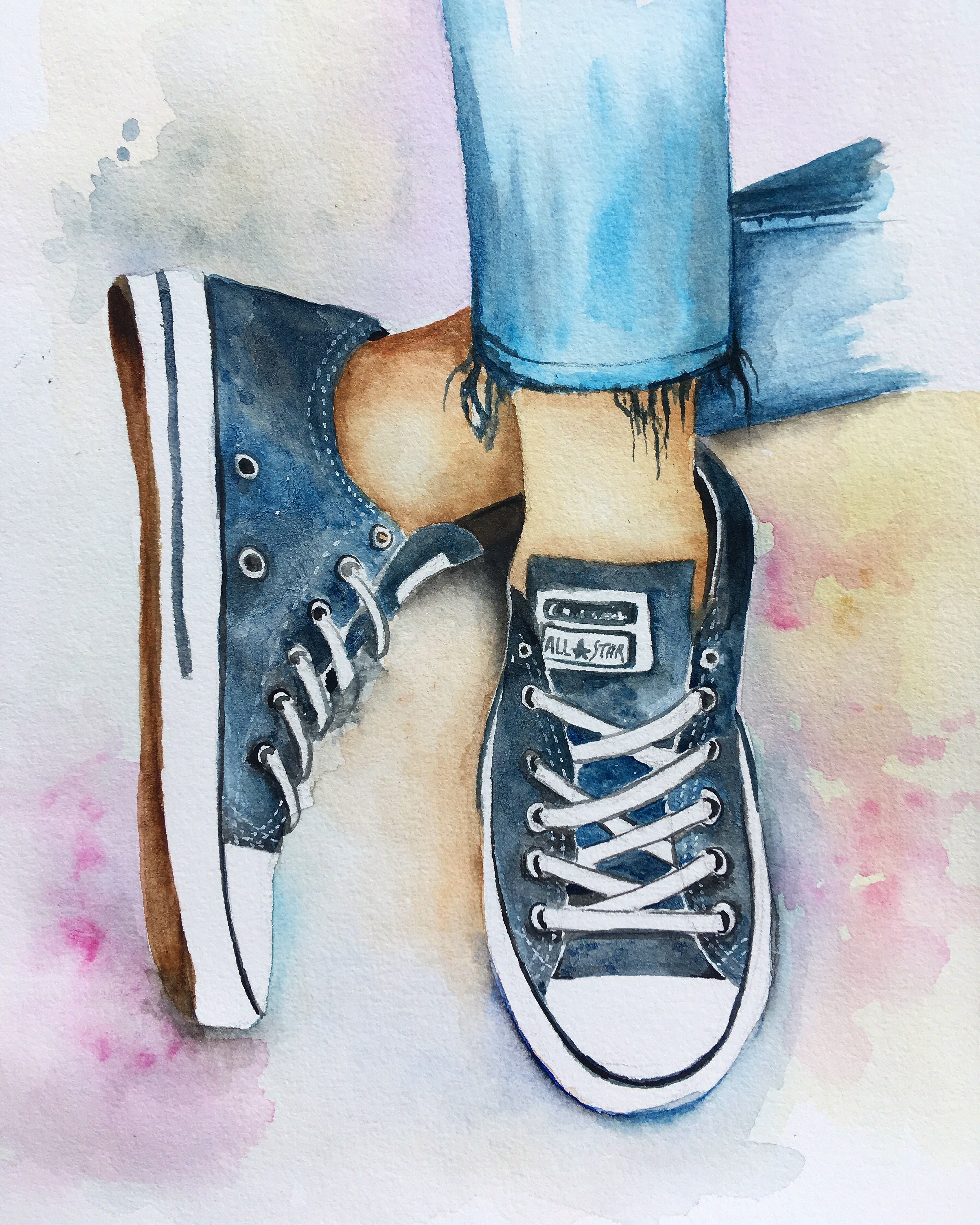 Pin on Watercolor art