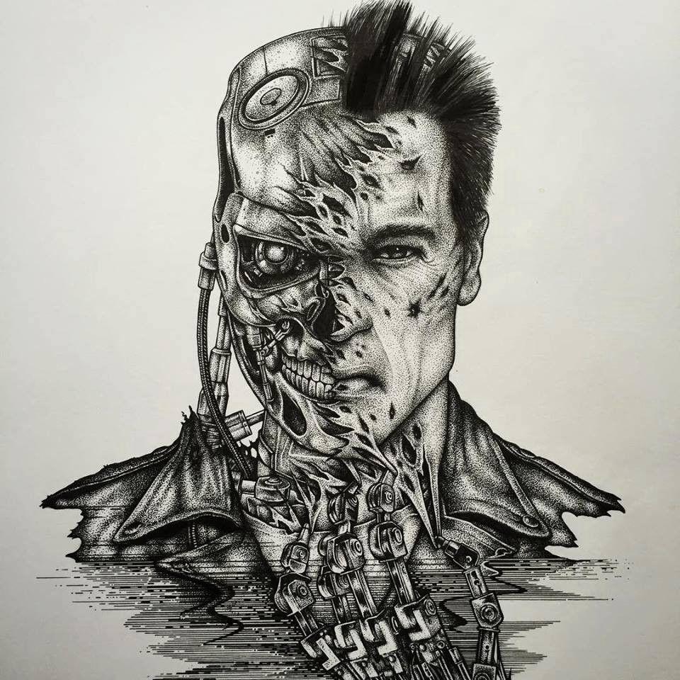 Incredible black white art by paul jackson paul jackson