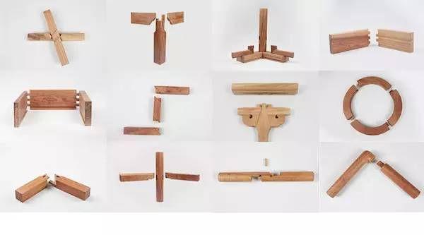 相比現代家具固定結構使用釘子和膠水,中國古代的木匠更偏好於運用榫卯結構,除了現實原因(那時釘子的成本更高)以外,釘子易生銹、松動,維修成本增加也是他們考慮的重要原因。