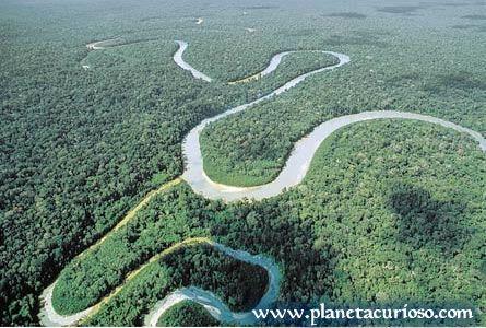 Rio mas largo del peru