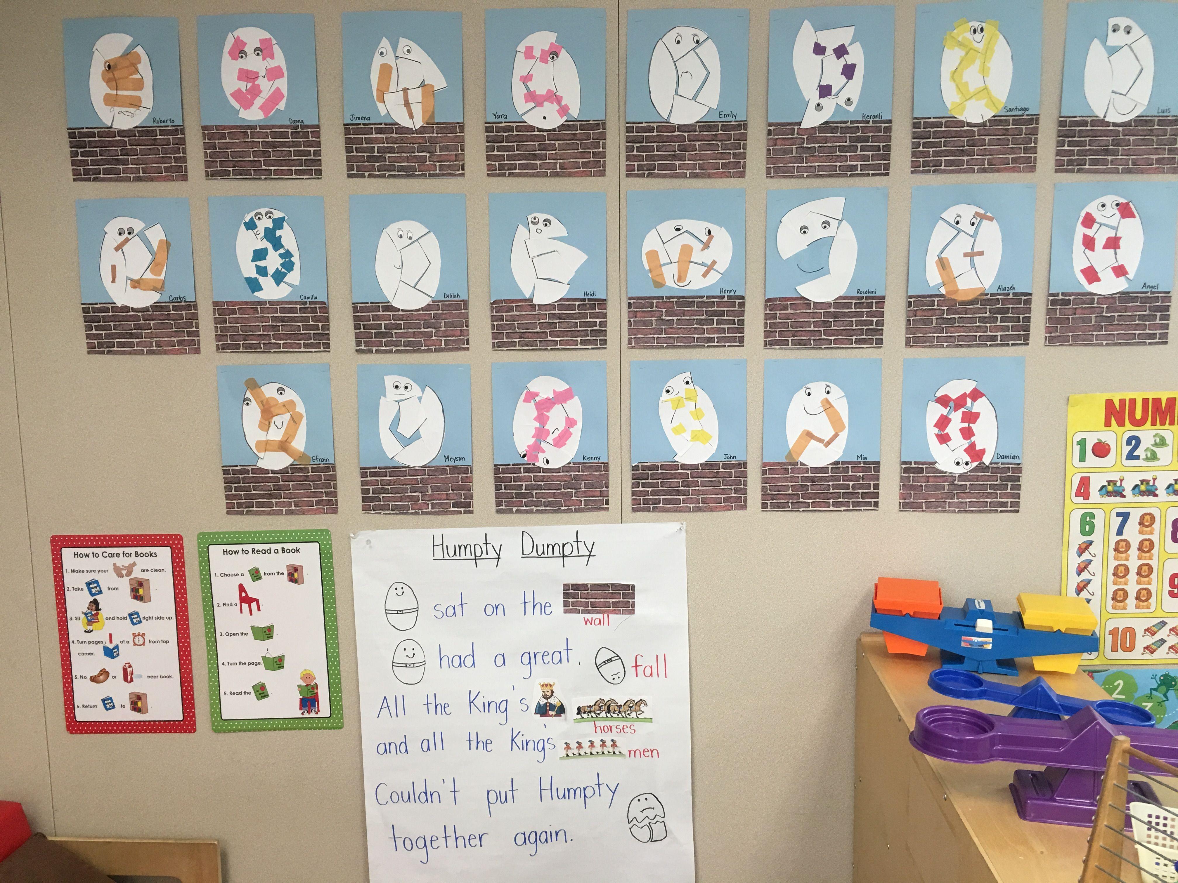 Pin By Teach Tk On Humpty Dumpty