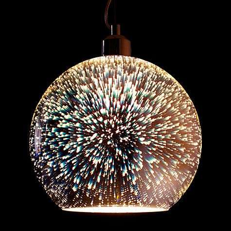 Oberon holographic pendant ceiling light multi holographic buy john lewis oberon holographic pendant ceiling light multi online at johnlewis mozeypictures Image collections
