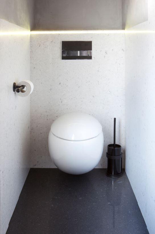 Richt je toilet in met unieke accessoires idee n voor het huis pinterest - Inrichting van toiletten wc ...