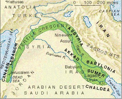 Fertile crescent ancient mesopotamia middle east empires fertile crescent ancient mesopotamia gumiabroncs Image collections