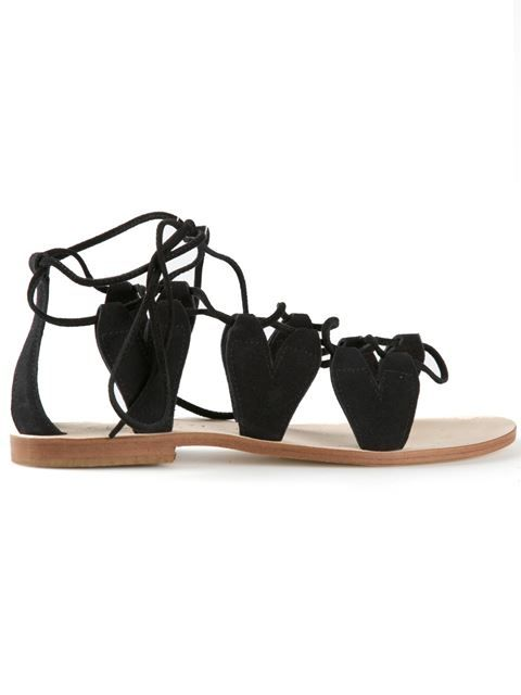 Shop Cornetti 'Innamorati' sandal in  from the world's best independent boutiques at farfetch.com. Over 1000 designers from 300 boutiques in one website.