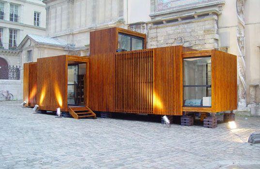 Prefab friday drop house ra 3 casas prefabricadas - Casas prefabricadas de contenedores ...