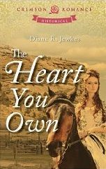 Kindle Romance Novels: The Heart You Own by Diane R. Jewkes