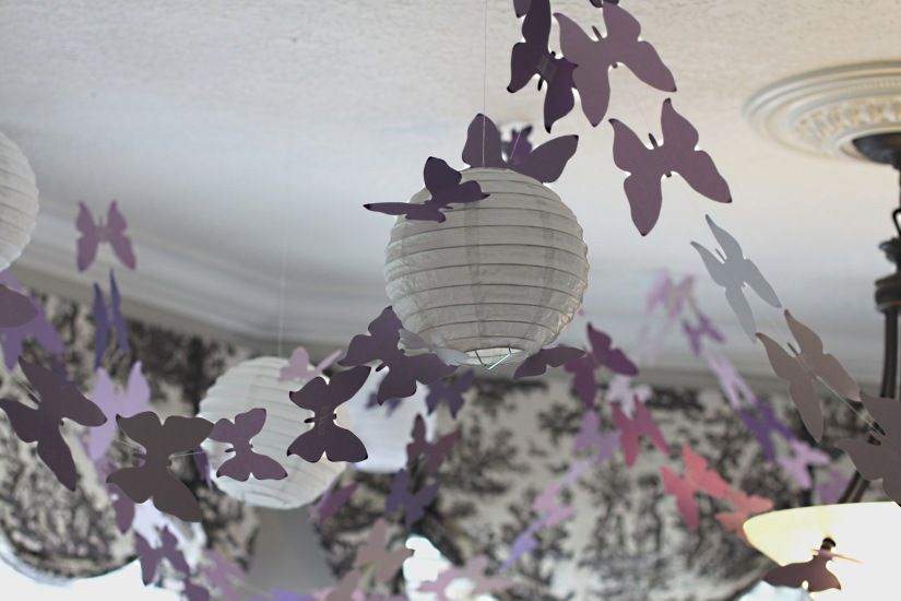 baby shower ideas baby shower decoration ideas purple butterfly baby