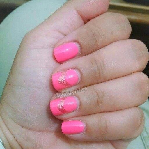 #NailArt #NailPolish #Glitter #ColorClub