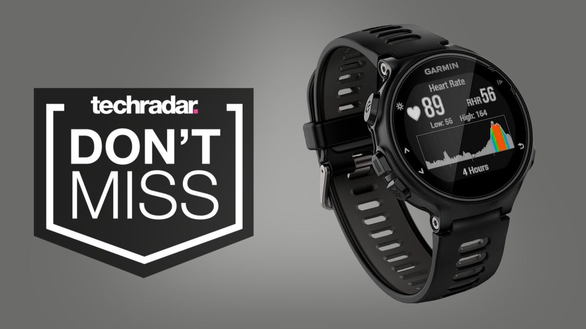 Cheap Garmin deal: get the Forerunner 735XT half price on Black Friday #sportswatches