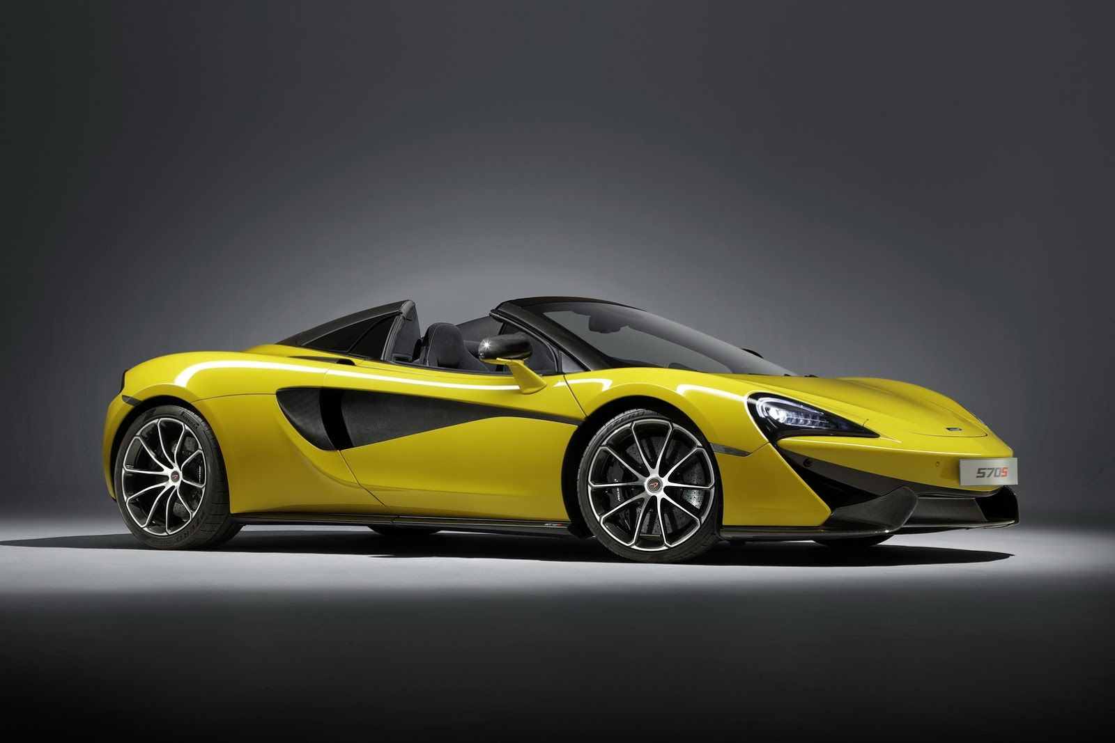 McLaren Debuts New S Spider Costs More Than The Coupe - Sports cars 20 000
