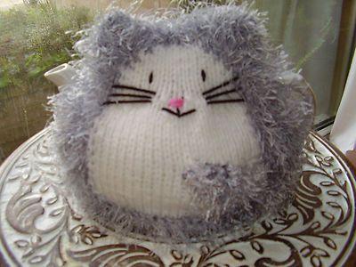 Cat Tea Cozy