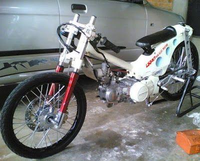 Modifikasi Motor Astrea Grand Modifikasi Motor Grand Honda Bike