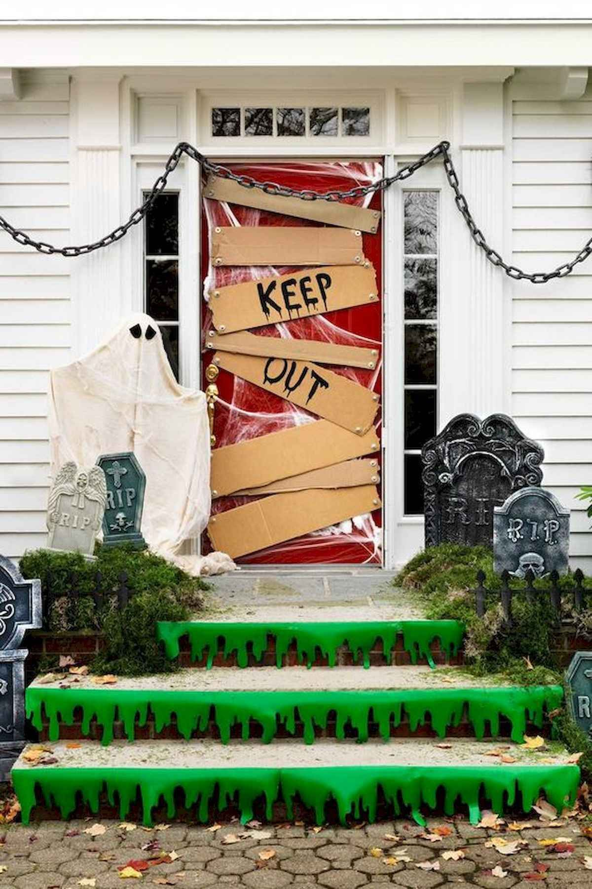 90 Awesome DIY Halloween Decorations Ideas (32