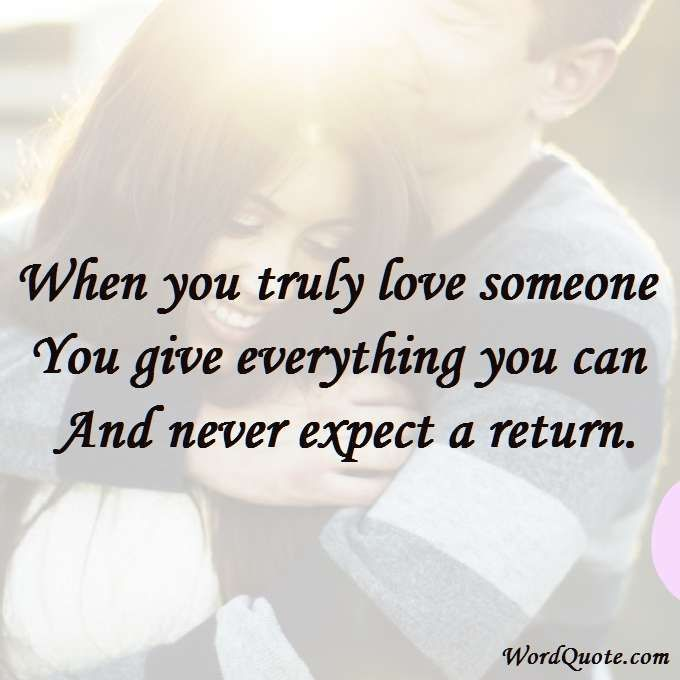Etonnant 20 True Love Quotes With Images | Word Quote | Famous Quotes
