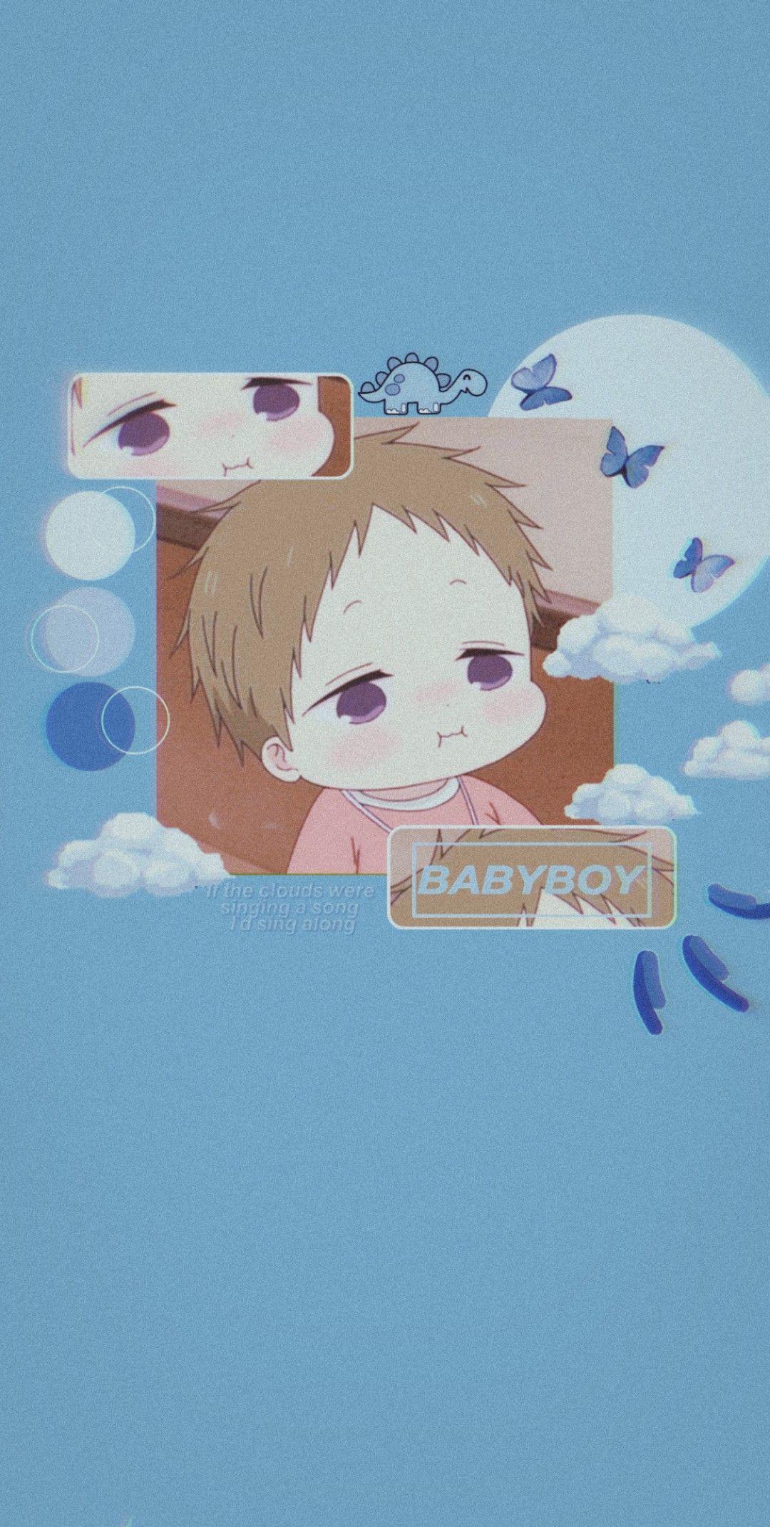 Kotaro Gakuen Babysitter Di 2020 Gambar Karakter Seni Anime Gambar Tokoh