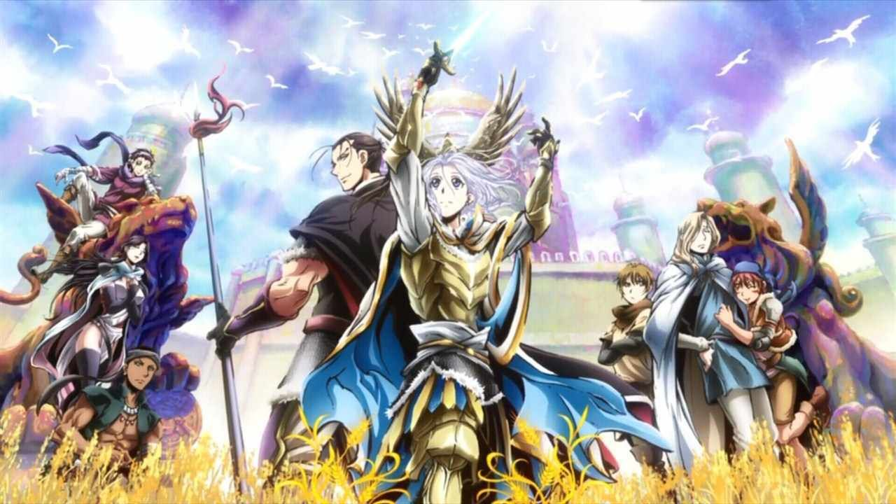 Download Anime Arslan Senki Fuujin Ranbu Subtitle
