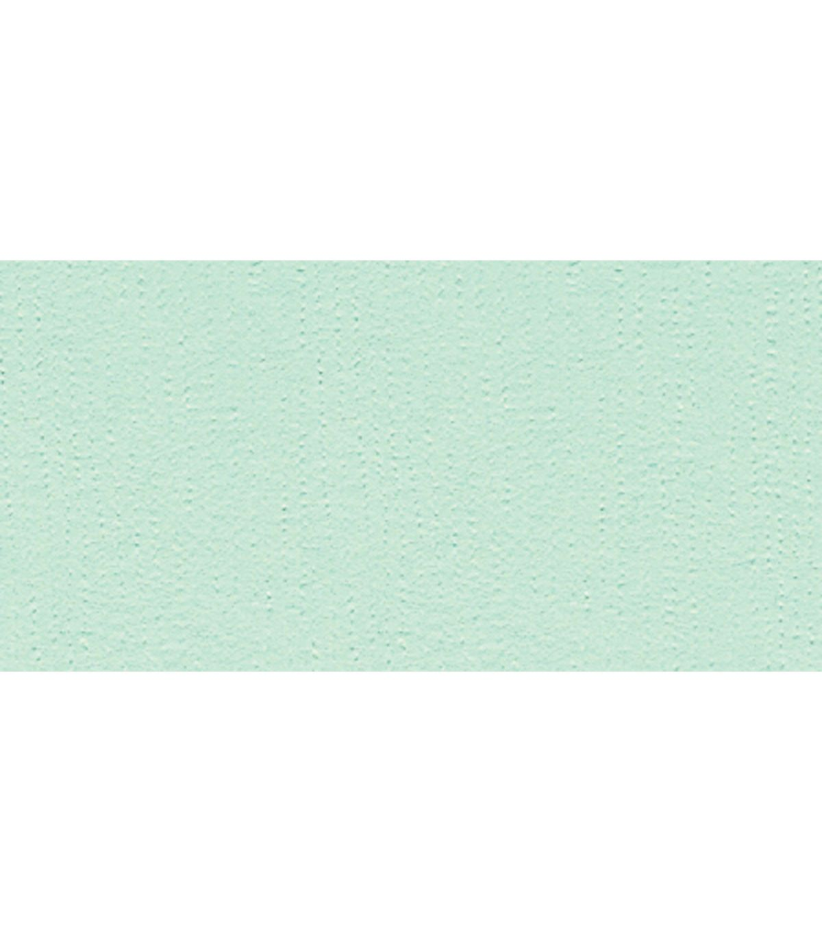 Bazzill Cardstock 8.5X11-Turquoise Mist//Grass Cloth 25 per pack