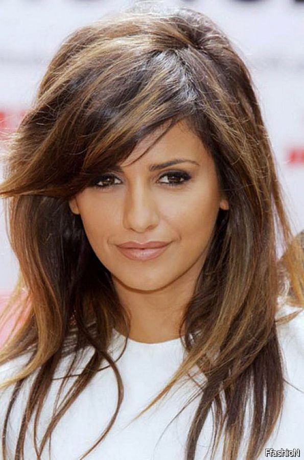 Hair Color Ideas For Indian Skin Tone Hair Color For Brown Eyes