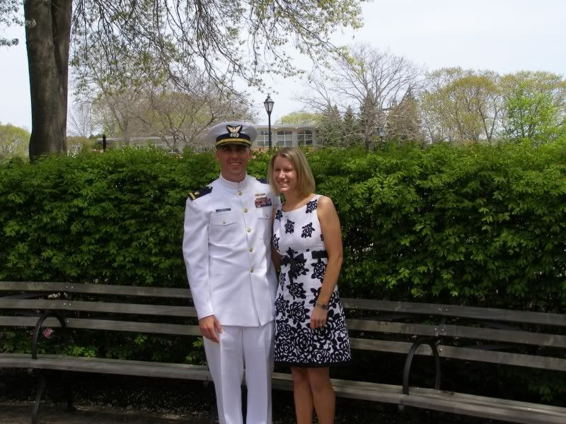 what to wear military graduation