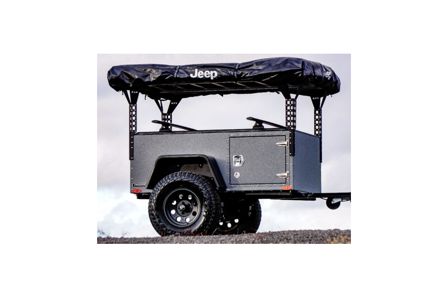Freespirit Recreation Adventure Series 60in Roof Top Tent ...