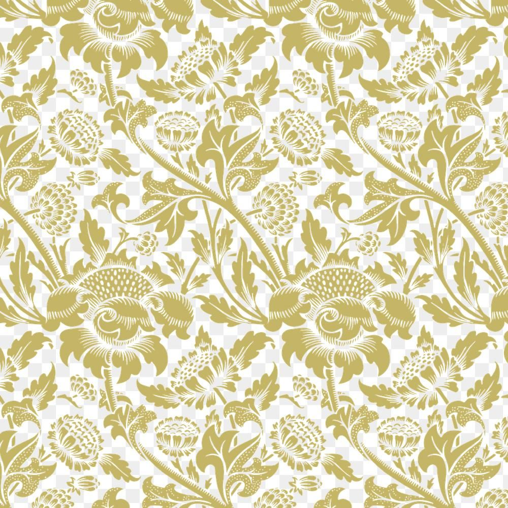 Decorative Vintage Png Chrysanthemum Flower Seamless Pattern Background Free Image By Rawpixel Co In 2020 Chrysanthemum Flower Background Patterns Free Illustrations