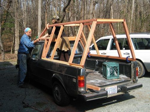 20150322AmyBobCamperShell3 … | cool ideas | Truck…