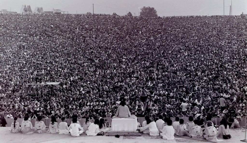 28 Interesting Photographs From The Past Woodstock Photos