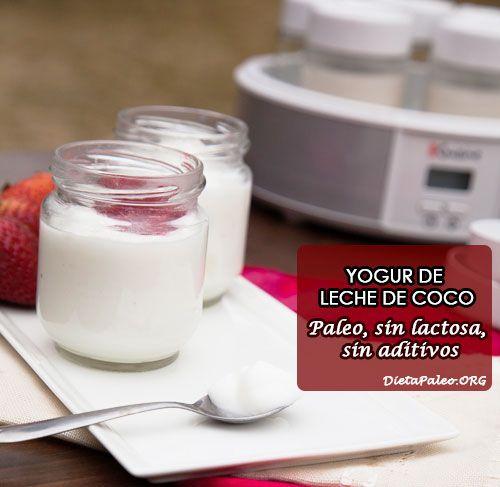 Pin En Recetas Yogurt