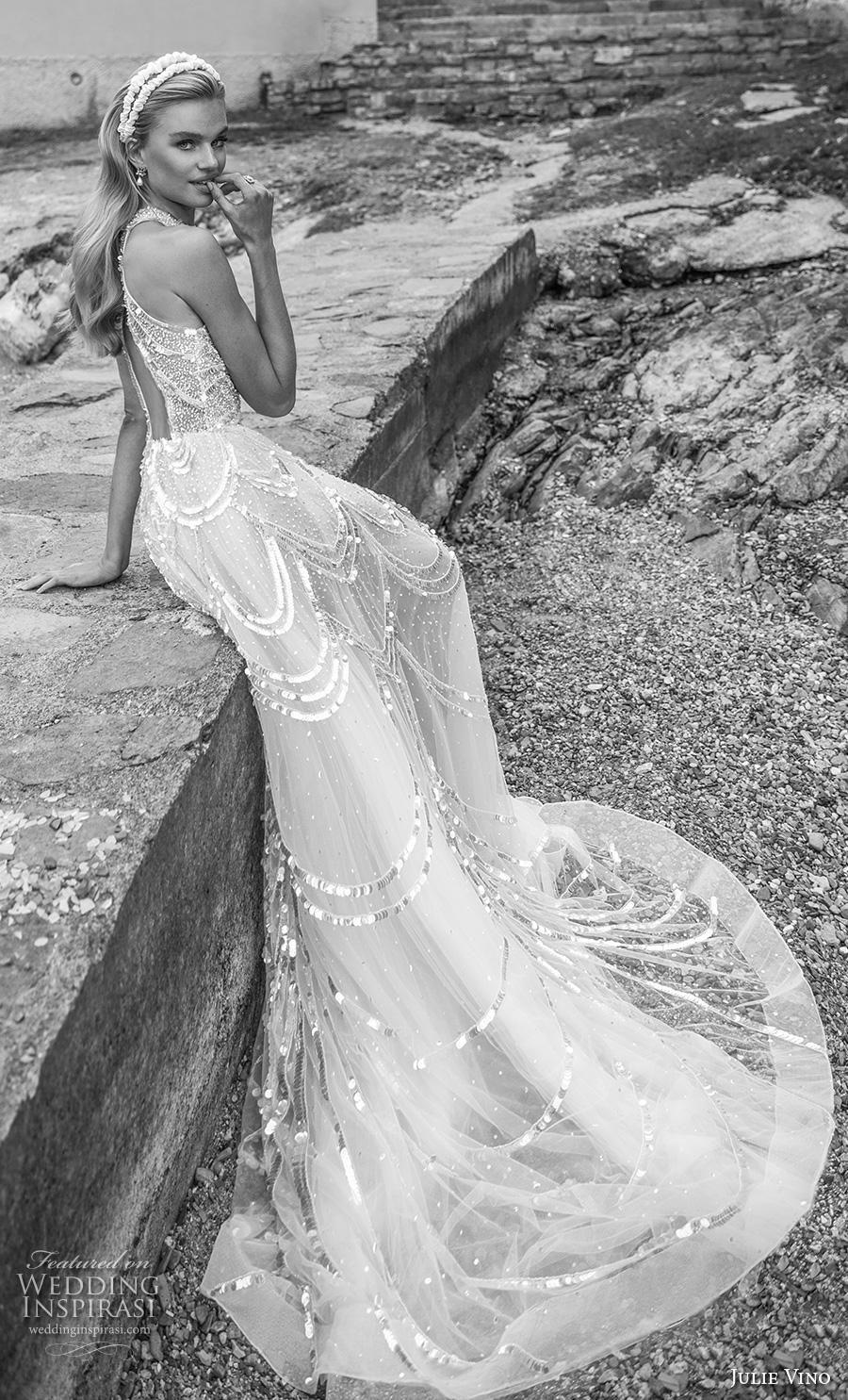 """Julie Vino Herbst 2020 Brautkleider – Brautkollektion """"Bellagio""""   – Bridal Bliss"""