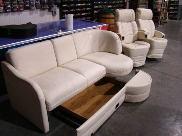 Make Your Rv Inviting Again By Replacing That Old Tired Rv Furniture The Rving Guide Rv Furniture Camper Furniture Rv Sofas