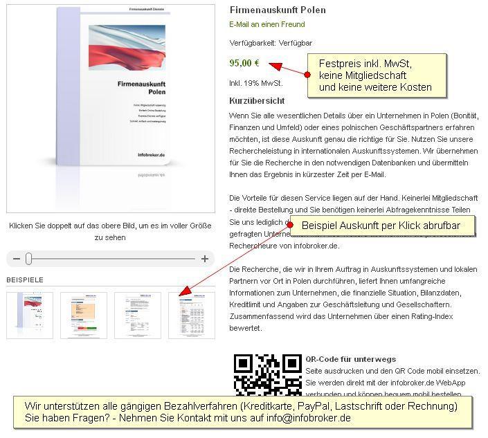 Firmenauskunft Polen Finanzdaten Ratings Und Registerdaten Polen Unternehmungen Finanzen