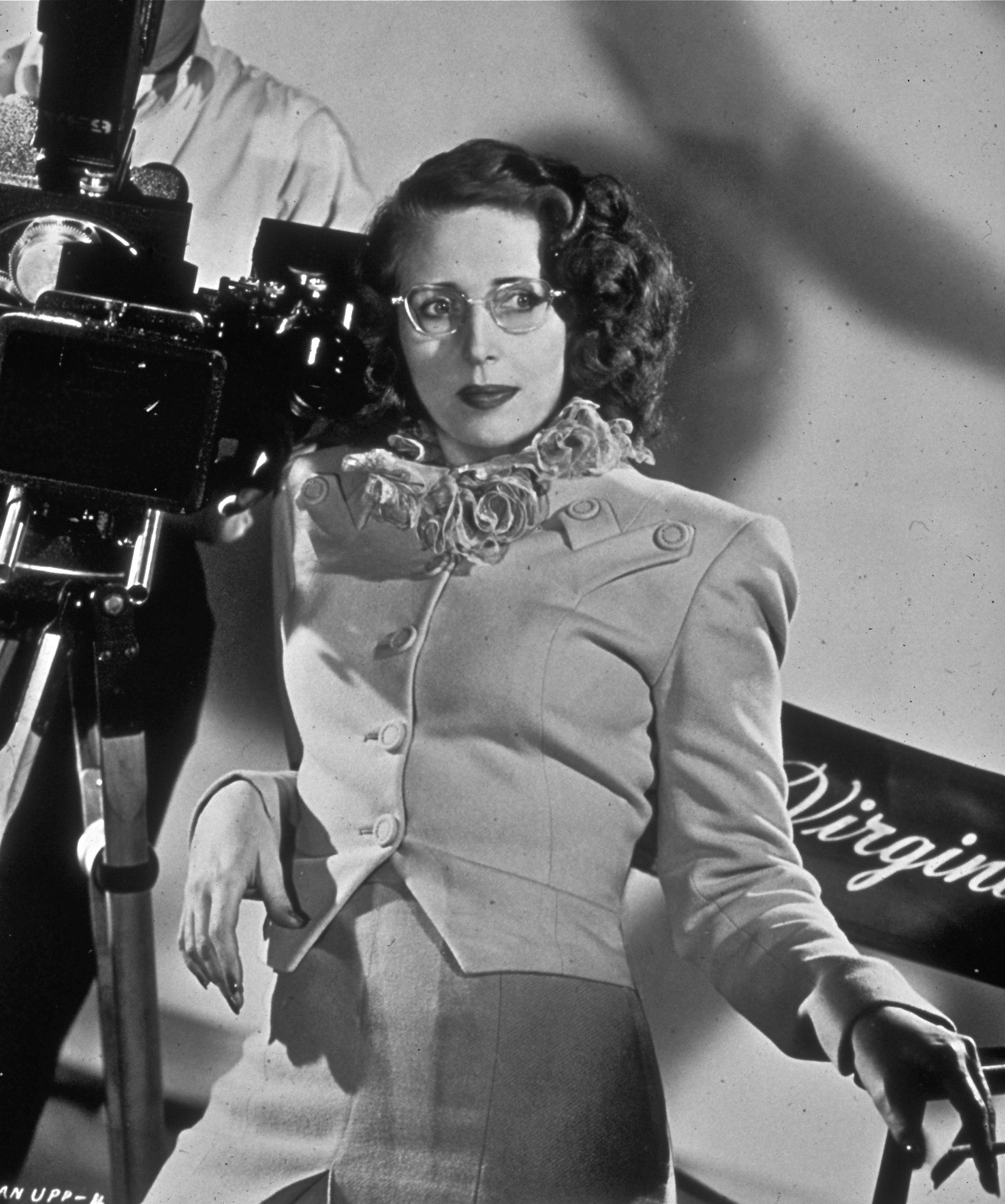 Virginia Van Upp Vice President Columbia 1945 e of 3