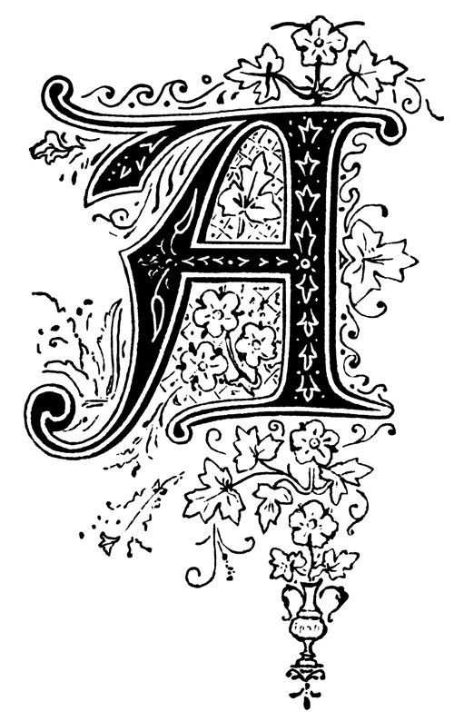 Lettering Styles Image 1
