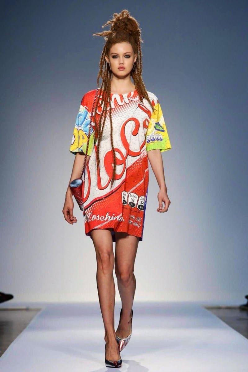 Mis Queridas Fashionistas: Moschino Menswear Spring Summer 2015 - London Men's Fashion Week -