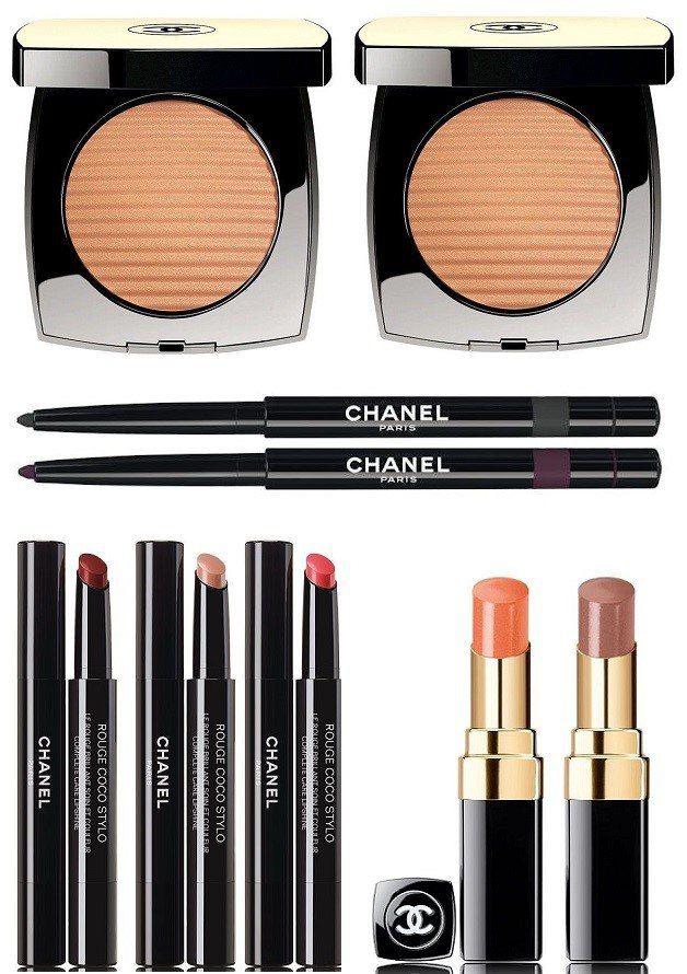Les Indispensables de LEte: круизная коллекция макияжа Chanel рекомендации