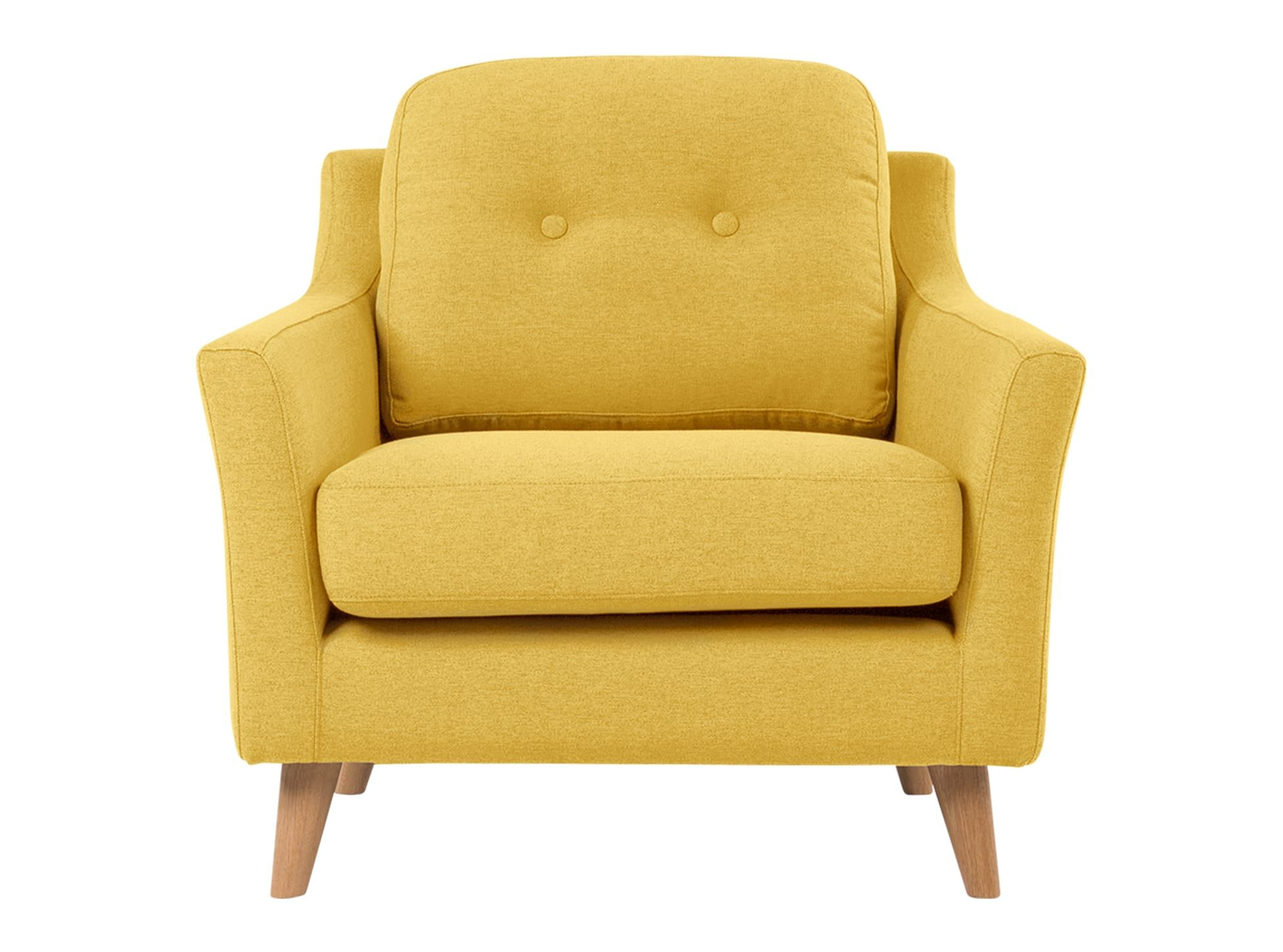 Made Mustard Yellow Armchair Armchair Blue Dining Room Chairs