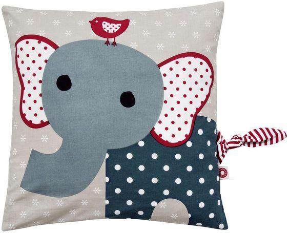 11 süße Kissen fürs Kinderzimmer   Pillows and Toy