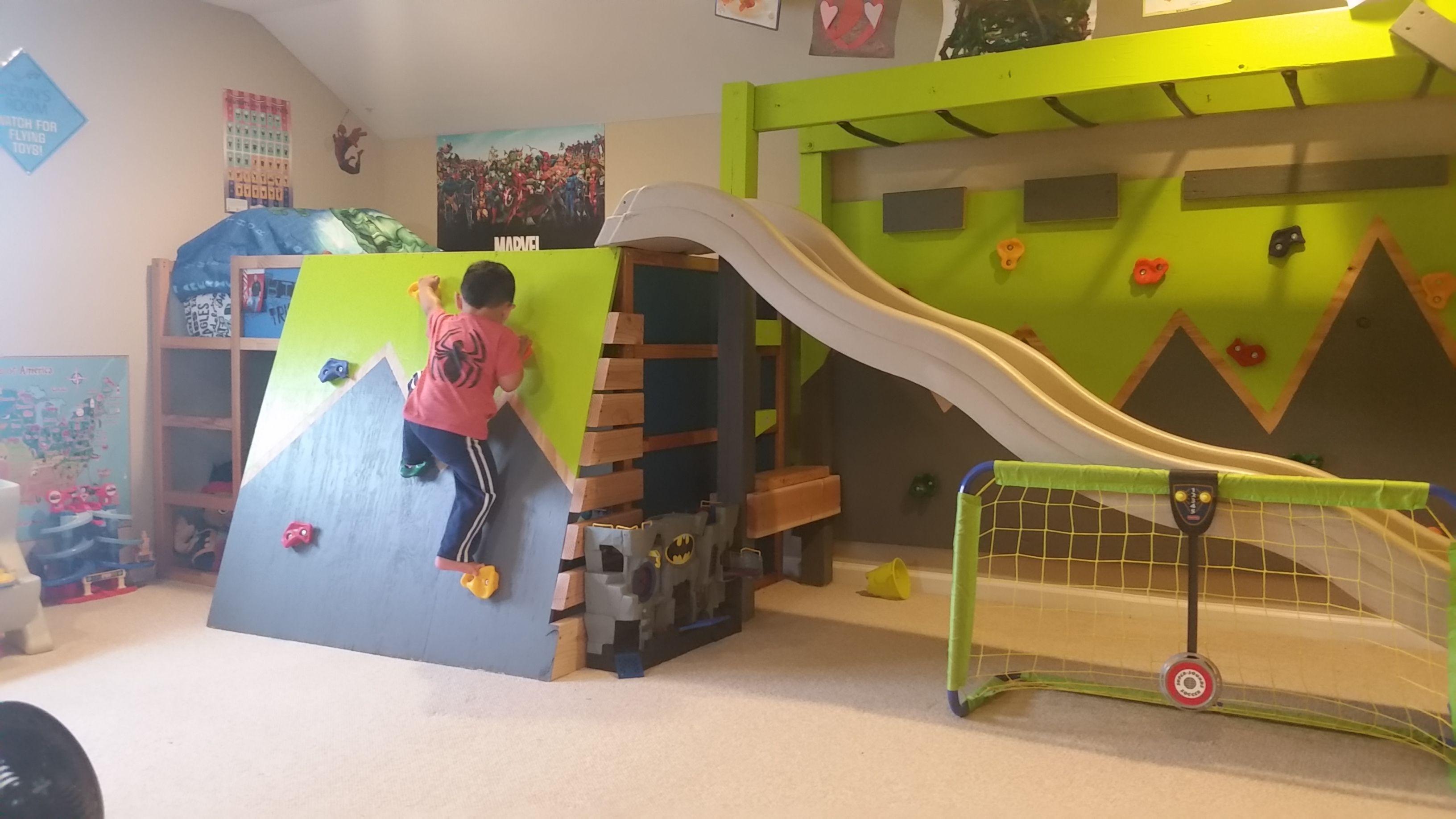 kura bed slide Bed with slide, Loft bed