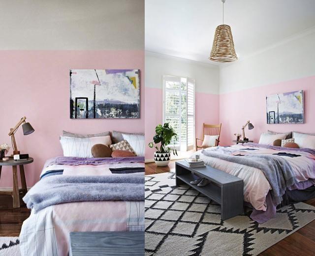 Pastel Color Palette Inspiration: Inside Out Magazine