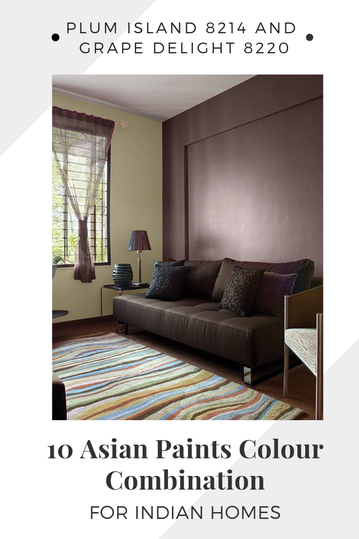10 Asian Paints Colour Combination For Indian Homes Our Favourites Color Combinations Paint Bedroom Color Combination Room Color Combination