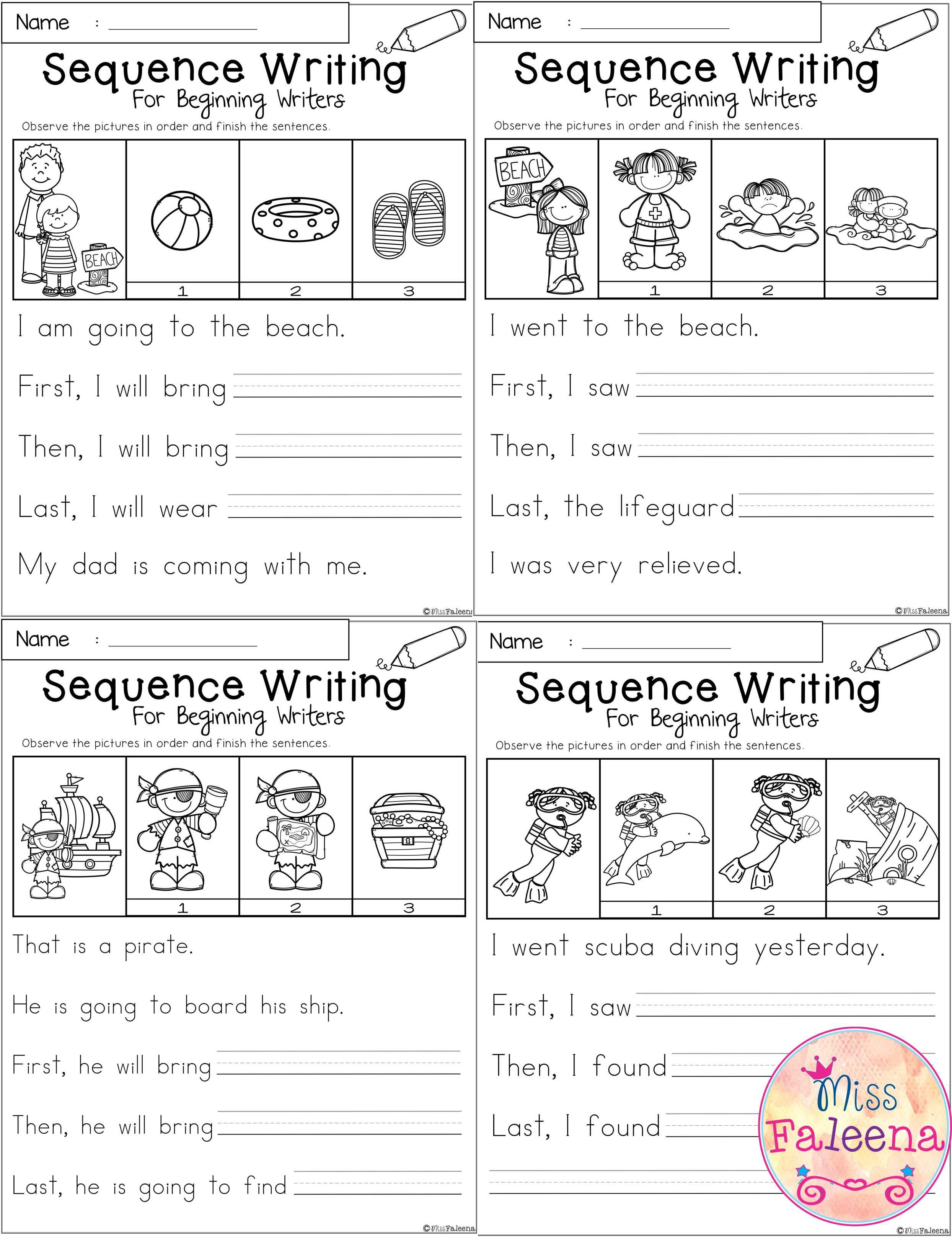 First Grade Sight Word Worksheets With Images First Grade