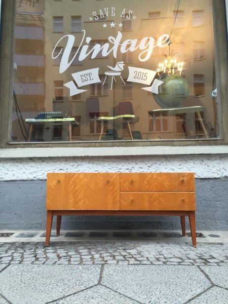 Wunderschöne Vintage Möbel aus den 50er, 60er und 70ern zu ...